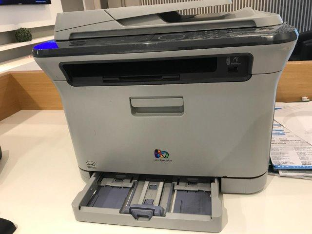 Impressora Sansung CLX 3170 FN - Foto 3