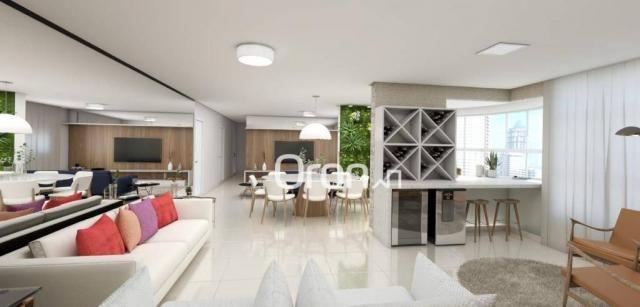 Cobertura com 4 dormitórios à venda, 318 m² por R$ 1.271.000,00 - Setor Bueno - Goiânia/GO