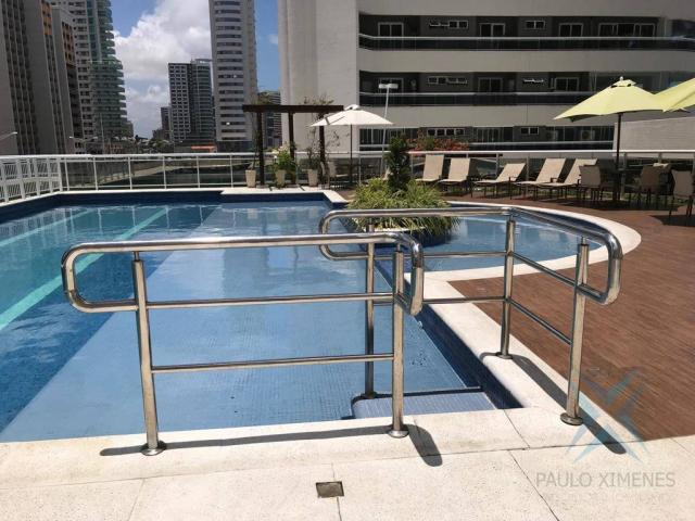 Apartamento com 2 dormitórios à venda, 70 m² por r$ 1.260.000 - meireles - fortaleza/ce - Foto 20