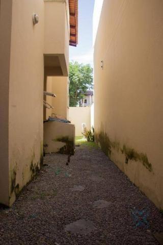 Casa com 3 dormitórios à venda, 240 m² por r$ 419.990 - edson queiroz - fortaleza/ce - Foto 7