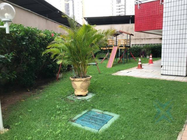 Apartamento à venda, 91 m² por r$ 365.000,00 - cocó - fortaleza/ce - Foto 2