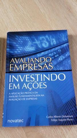 Livros sobre investimento em ações - Foto 3