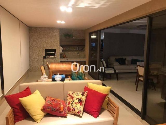 Apartamento à venda, 174 m² por r$ 1.250.000,00 - setor bueno - goiânia/go - Foto 12