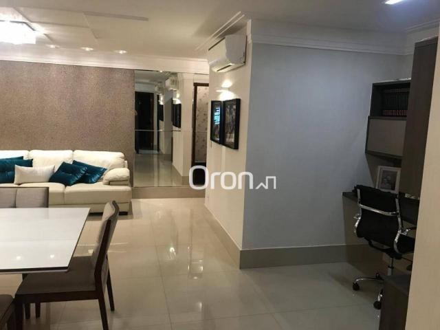 Apartamento à venda, 174 m² por r$ 1.250.000,00 - setor bueno - goiânia/go - Foto 7