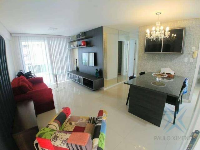 Apartamento com 2 dormitórios à venda, 70 m² por r$ 1.260.000 - meireles - fortaleza/ce - Foto 6
