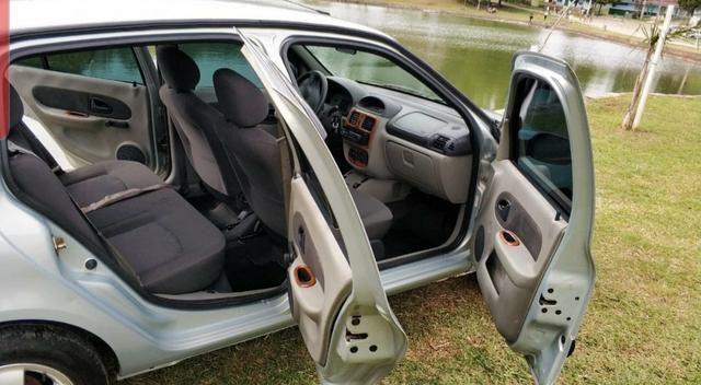 Renault Clio 1.6 16v 2004 completo - Foto 5