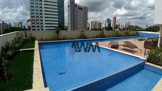 Apartamento com 1 dormitório para alugar, 42 m² por R$ 2.000,00/mês - Setor Oeste - Goiâni - Foto 8