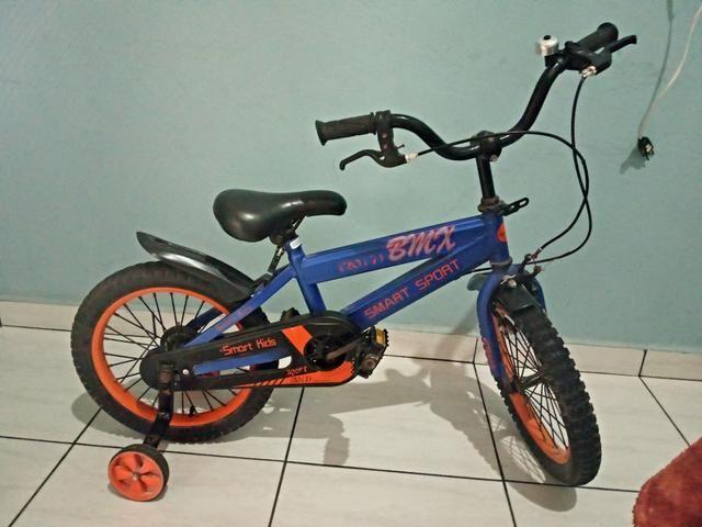 Bicicleta infantil zerada - Foto 3