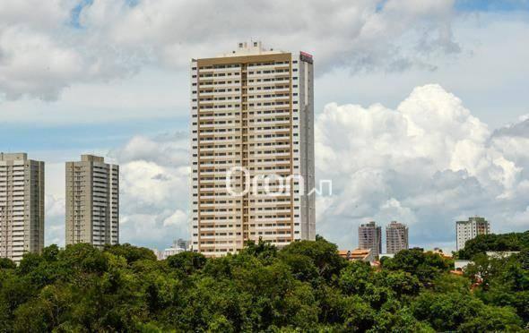 Apartamento com 2 dormitórios à venda, 55 m² por R$ 243.000,00 - Vila Rosa - Goiânia/GO