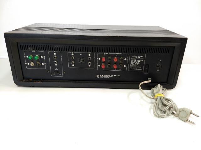 Receiver Philips 787 Am Fm Stereo Hi Fi Retro Vintage Radio - Foto 2
