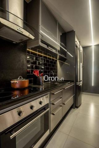 Loft com 1 dormitório à venda, 63 m² por r$ 352.340,00 - setor bueno - goiânia/go - Foto 14