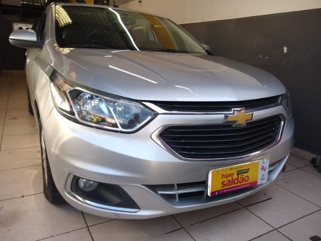 GM- Chevrolet Cobalt 1.8 LTZ 2017 Confiram!