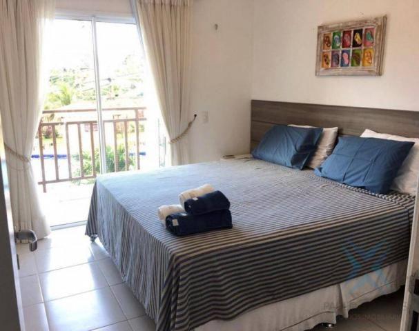Apartamento wellness beach park resort , com 4 dormitórios à venda, 135 m² por R$ 950.000  - Foto 7