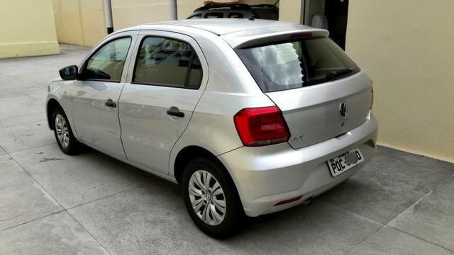 VW Gol 1.0 TL Manual 2017, Completo, Licenciado 2019, Extra, top q celta onix ka hb20 - Foto 4