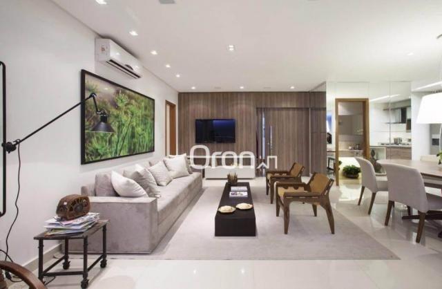 Apartamento com 3 dormitórios à venda, 154 m² por R$ 981.000,00 - Alto da Glória - Goiânia - Foto 14