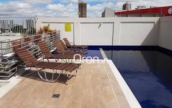 Apartamento com 2 dormitórios à venda, 55 m² por R$ 243.000,00 - Vila Rosa - Goiânia/GO - Foto 16