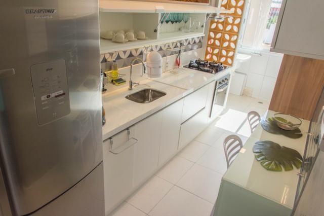Golf Ville Apartamento alto padrão 3 suítes com varanda gourmet - Foto 7