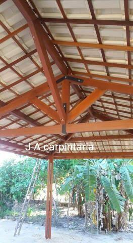 J.A carpintaria 35 anos pai e filhos - Foto 2