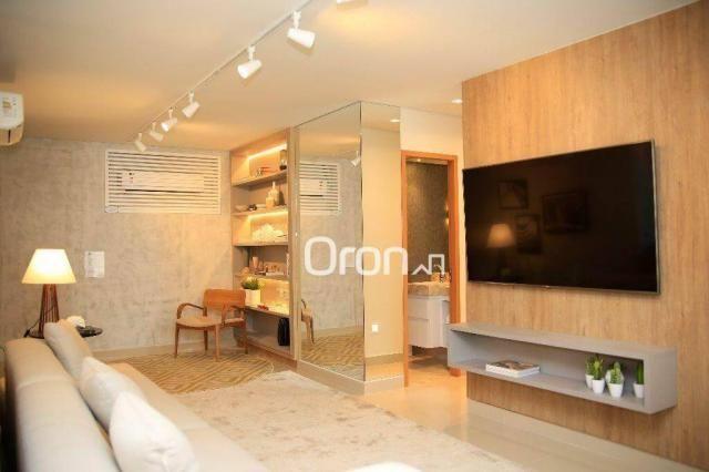 Apartamento com 2 dormitórios à venda, 73 m² por R$ 293.000,00 - Jardim Atlântico - Goiâni - Foto 2