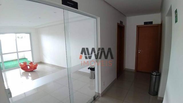 Apartamento com 1 dormitório para alugar, 42 m² por R$ 2.000,00/mês - Setor Oeste - Goiâni - Foto 5