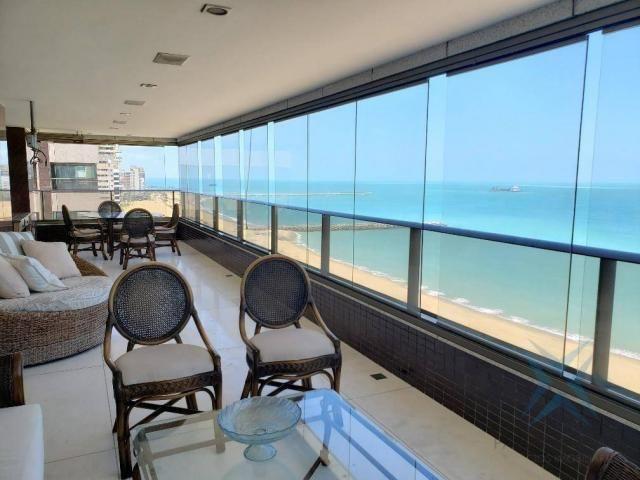 Apartamento alto padrão para alugar, 550 m² por r$ 20.000/mês - meireles - fortaleza/ce - Foto 20