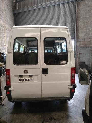 Fiat ducato minibus 16 lugares - Foto 4
