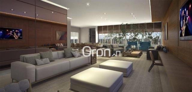 Apartamento à venda, 240 m² por r$ 1.648.000,00 - setor marista - goiânia/go - Foto 7
