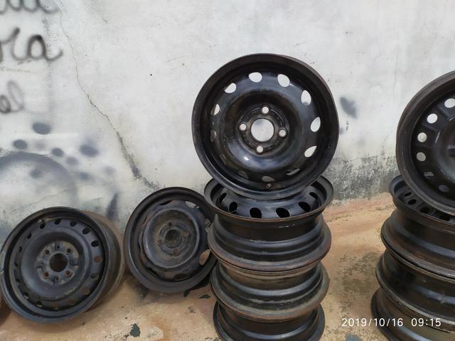 Rodas de ferro - Foto 5