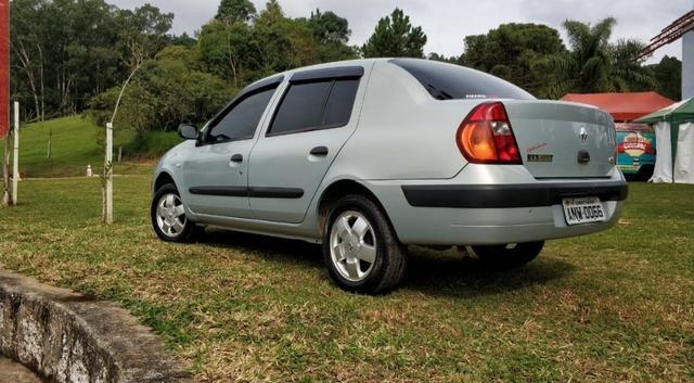 Renault Clio 1.6 16v 2004 completo - Foto 4