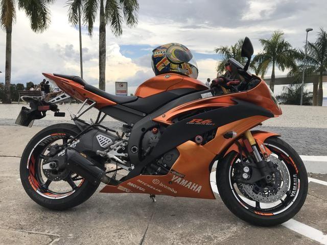R6 yamaha moto - Foto 2
