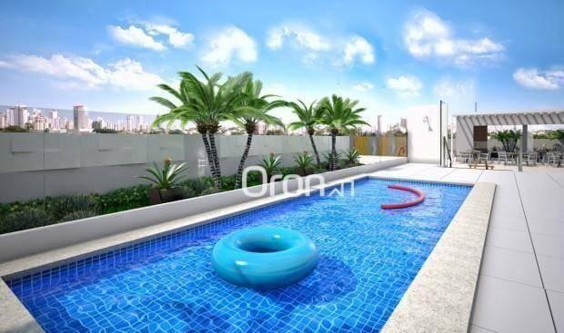 Apartamento com 3 dormitórios à venda, 154 m² por R$ 981.000,00 - Alto da Glória - Goiânia - Foto 16