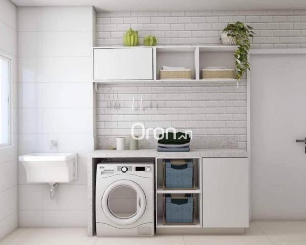 Cobertura com 4 dormitórios à venda, 318 m² por R$ 1.271.000,00 - Setor Bueno - Goiânia/GO - Foto 13