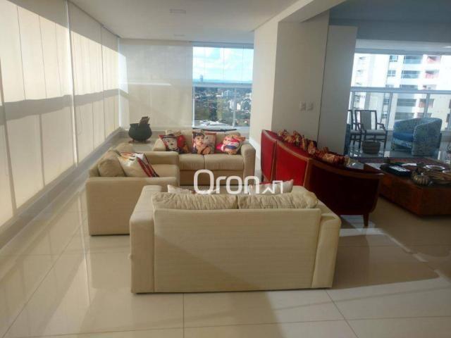Apartamento à venda, 265 m² por R$ 2.450.000,00 - Setor Marista - Goiânia/GO - Foto 6