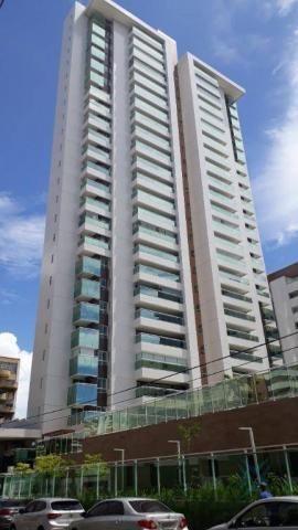 Contemporâneo, 3 dormitórios à venda, 144 m² por r$ 1.310.000 - aldeota - fortaleza/ce - Foto 2
