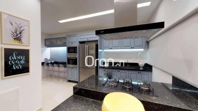 Casa com 4 dormitórios à venda, 201 m² por R$ 687.000,00 - Sítios Santa Luzia - Aparecida  - Foto 7