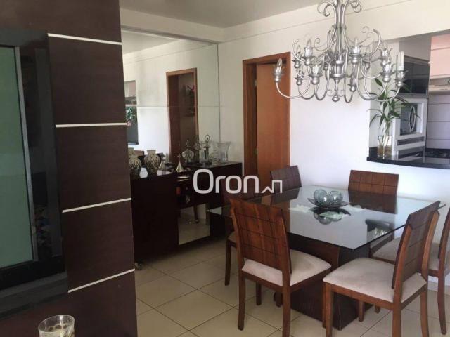 Apartamento com 3 dormitórios à venda, 85 m² por R$ 340.000,00 - Jardim América - Goiânia/ - Foto 2