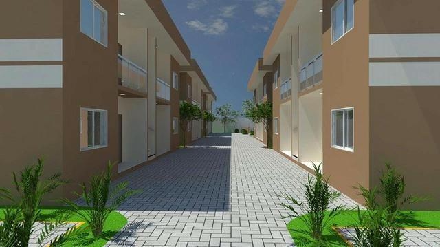 Apartamentos no Alto Xurupita, Porto Seguro - BA, com 02 quartos - Foto 2