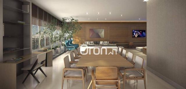 Apartamento à venda, 240 m² por r$ 1.648.000,00 - setor marista - goiânia/go - Foto 8