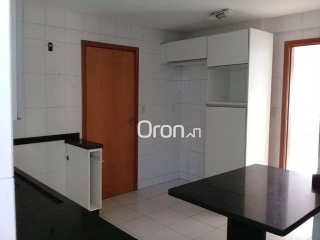 Apartamento com 3 dormitórios à venda, 117 m² por R$ 620.000,00 - Setor Bueno - Goiânia/GO - Foto 5