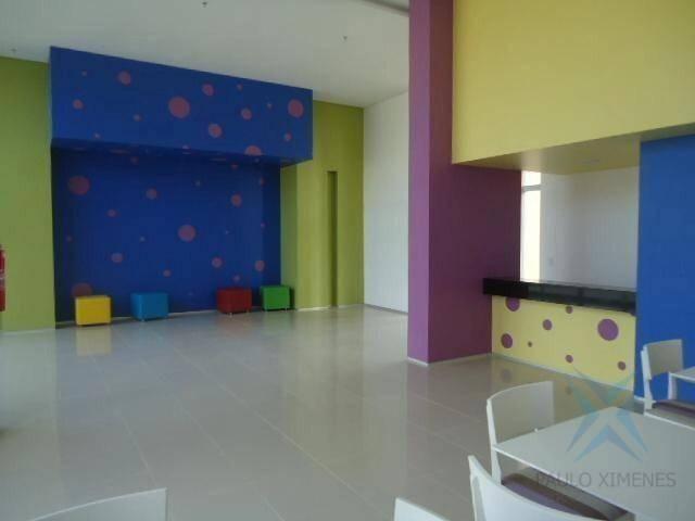 Apartamento com 3 dormitórios à venda, 74 m² por r$ 410.000,00 - cambeba - fortaleza/ce - Foto 16