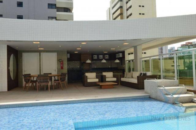 Contemporâneo, 3 dormitórios à venda, 144 m² por r$ 1.310.000 - aldeota - fortaleza/ce - Foto 7