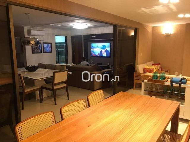 Apartamento à venda, 174 m² por r$ 1.250.000,00 - setor bueno - goiânia/go - Foto 10