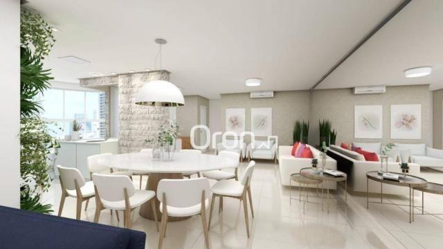 Cobertura com 4 dormitórios à venda, 318 m² por R$ 1.271.000,00 - Setor Bueno - Goiânia/GO - Foto 3