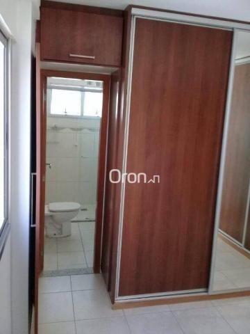 Apartamento com 3 dormitórios à venda, 117 m² por R$ 620.000,00 - Setor Bueno - Goiânia/GO - Foto 8