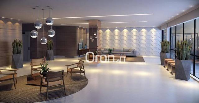Apartamento à venda, 66 m² por r$ 339.000,00 - jardim américa - goiânia/go - Foto 4