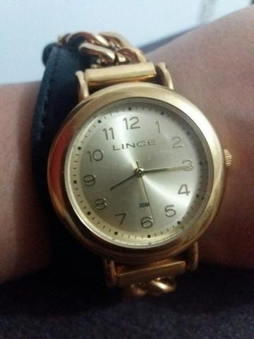 ad7f62efa90 Relógio Lince Feminino - Bijouterias