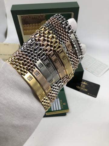 d30681f78ad Anel Rolex pulseira Rolex banhado a ouro pronta entrega todos os tamanhos