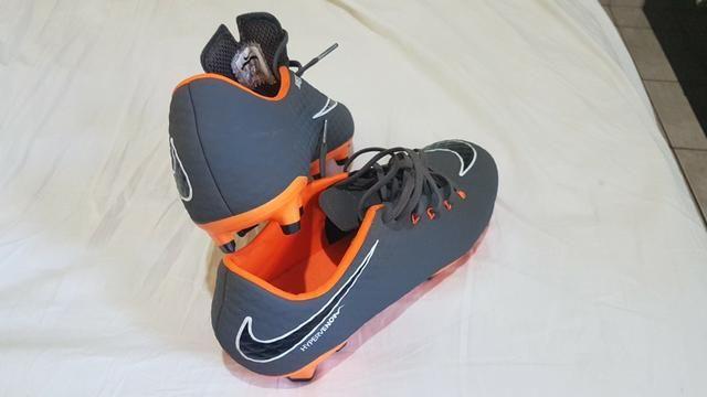 f5982b5d859c3 Chuteira Nike Hypervenom Phantom 3 Academy Campo - Original ...