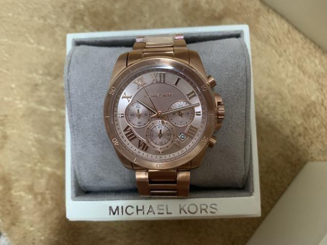 beff327ad36 Relógio Michael Kors MK6367 (Preço de Custo) - Bijouterias