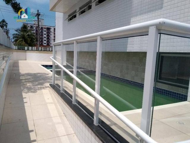 Apartamento residencial para locação, Vila Guilhermina, Praia Grande. - Foto 20